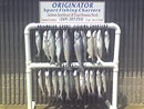 Spring Coho Fishing Charter  Originator Fishing Charter