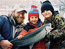 Winter family adventures Originator Charters