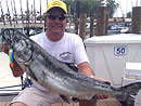 King Salmon Fishing St.Joe Michigan Originator Fishing Charters
