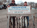 Steelhead Fishing charter Originator St.Joseph River