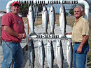 Skamani Steelhead Fishing Lake Michigan Originator Charte