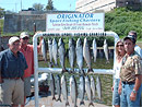 May Lake Michigan Fishing Charter Originator Charter