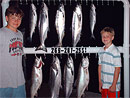 Family Fishing adventures on Lake Michigan Originator Charters