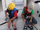 Kid friendly Fishing at Originator charters